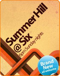 Summer Hill @ 6